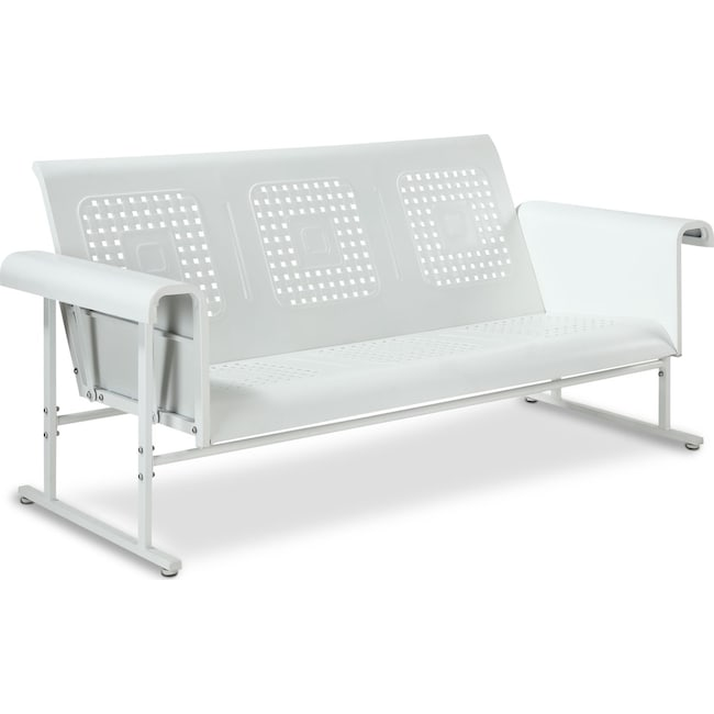 Outdoor Furniture - Calhoun Outdoor Glider Sofa