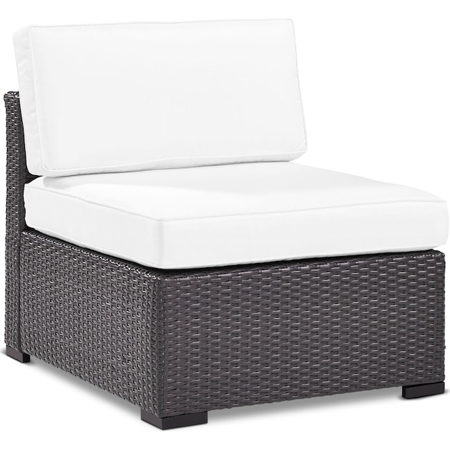 Outdoor Furniture - Isla Outdoor Armless Chair
