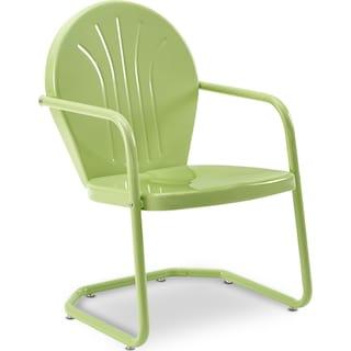 Kona Outdoor Chair - Key Lime