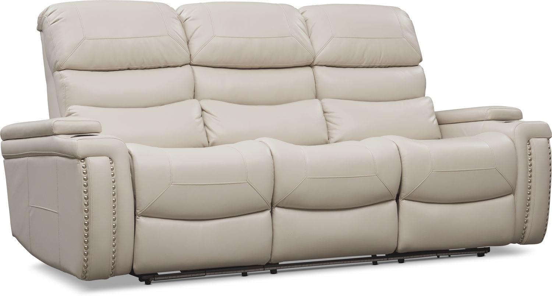 Living Room Furniture - Jackson Triple-Power Reclining Sofa