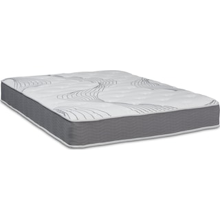 Dream–In–A–Box Simple Firm Queen Mattress