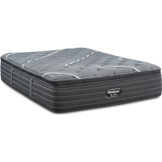 BRB C-Class Plush Pillow Top Queen Mattress