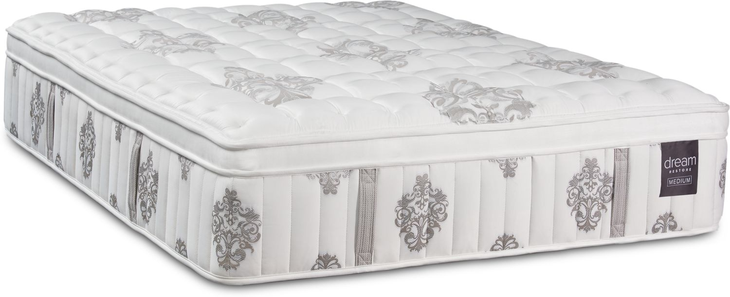 Mattresses and Bedding - Dream Restore Medium Mattress