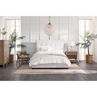 """Carter 56"""" Upholstered Bed"""