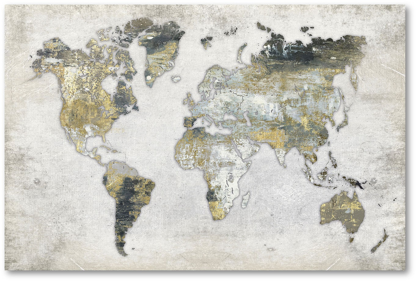 Home Accessories - Whole World Wall Art