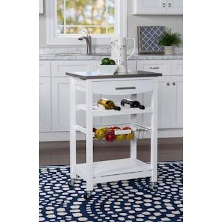 Avon Stainless Steel Kitchen Cart