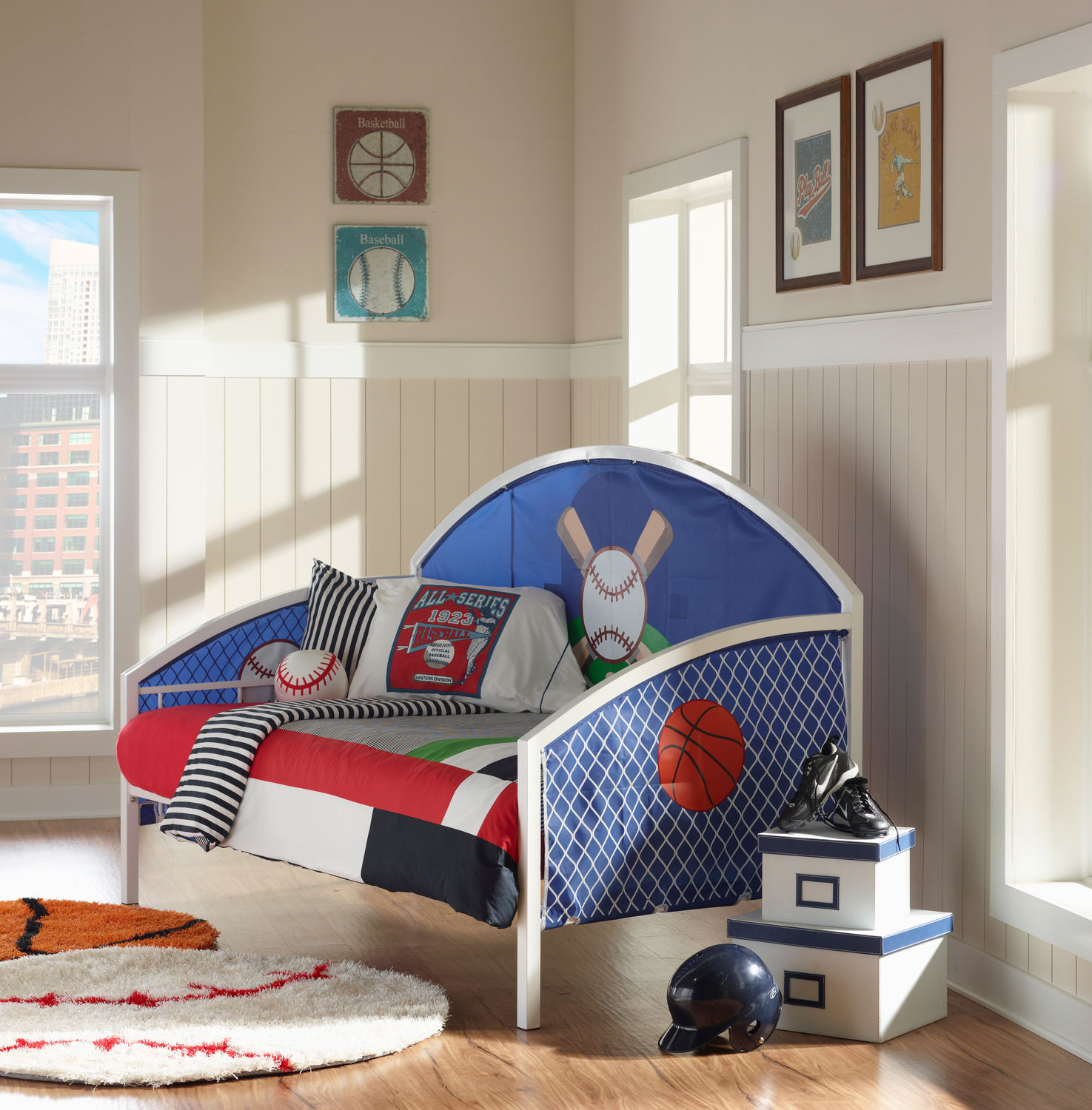Kids Furniture - Big Game Daybed