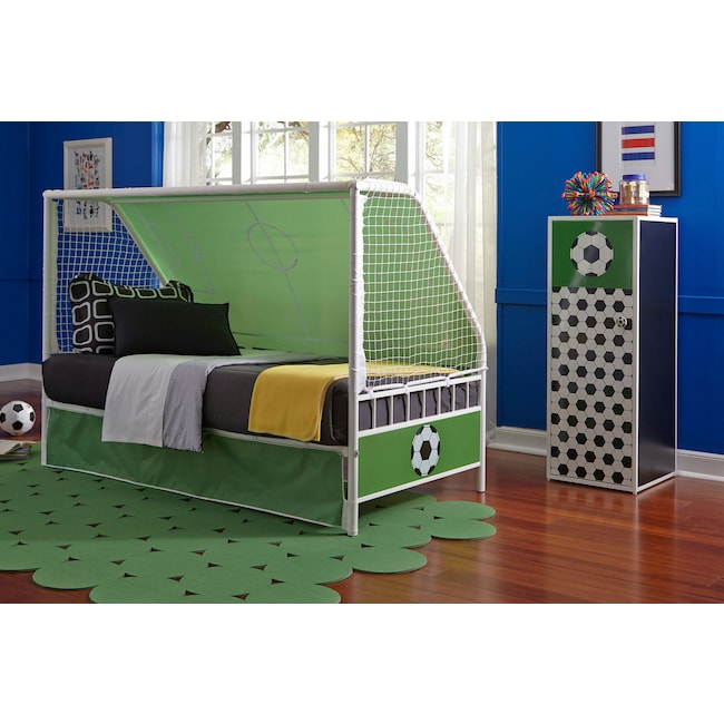 Kids Furniture - Goalkeeper Day Bed