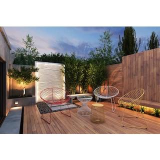 Indoor/Outdoor End Table