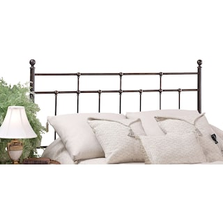 Prove Twin Headboard- Bronze