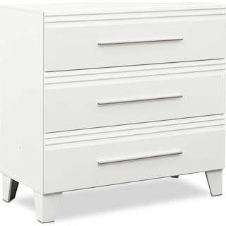 Allori Dresser, Mirror, and Chest