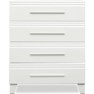 Allori 4-Drawer Chest