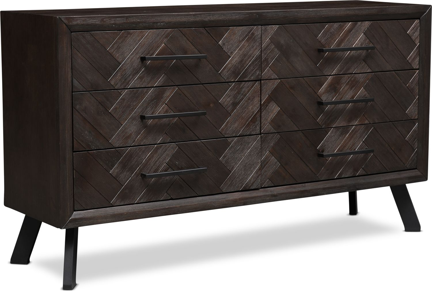Paris Dresser Tobacco American Signature Furniture
