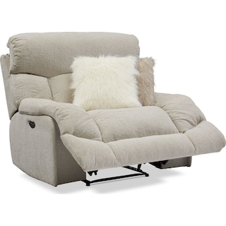Wave Dual-Power Recliner