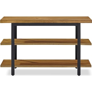 Hartford Open Console - Natural
