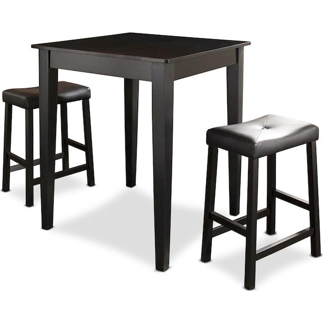 Dining Room Furniture - Boston 3-Piece Pub Set