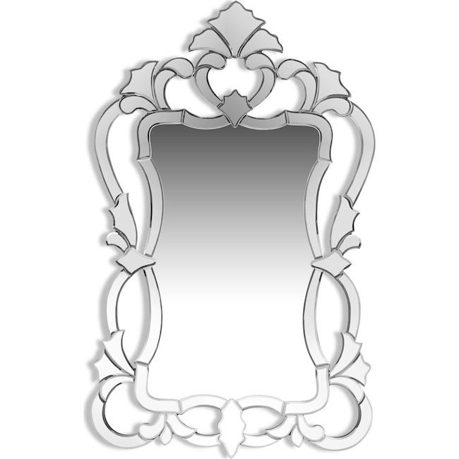 Home Accessories - Sculpted Mirror