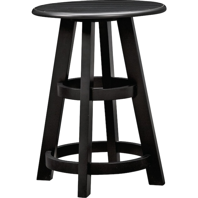 Accent and Occasional Furniture - Plantation Coastal Chairside Table