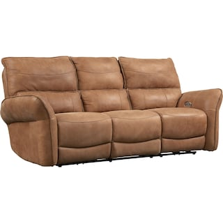Aspen Dual-Power Reclining Sofa