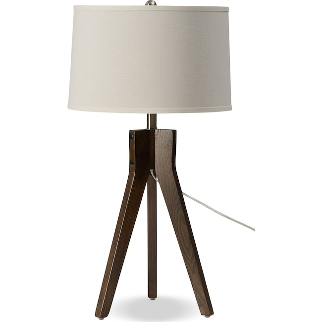 Home Accessories - Tripod Table Lamp