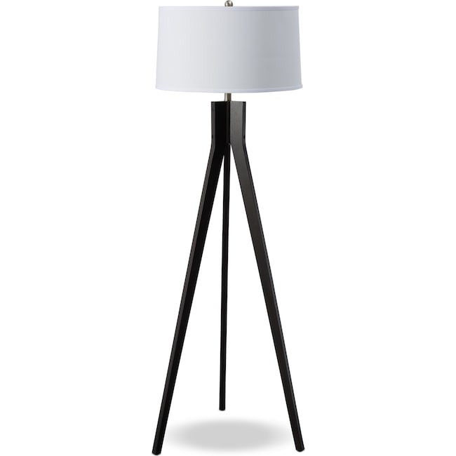 Home Accessories - Tripod Floor Lamp