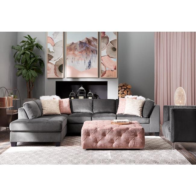 Wondrous Mackenzie Ottoman Dailytribune Chair Design For Home Dailytribuneorg