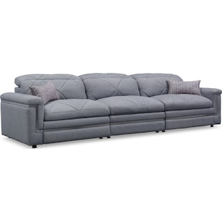 Revel 3-Piece Dual-Power Reclining Sofa