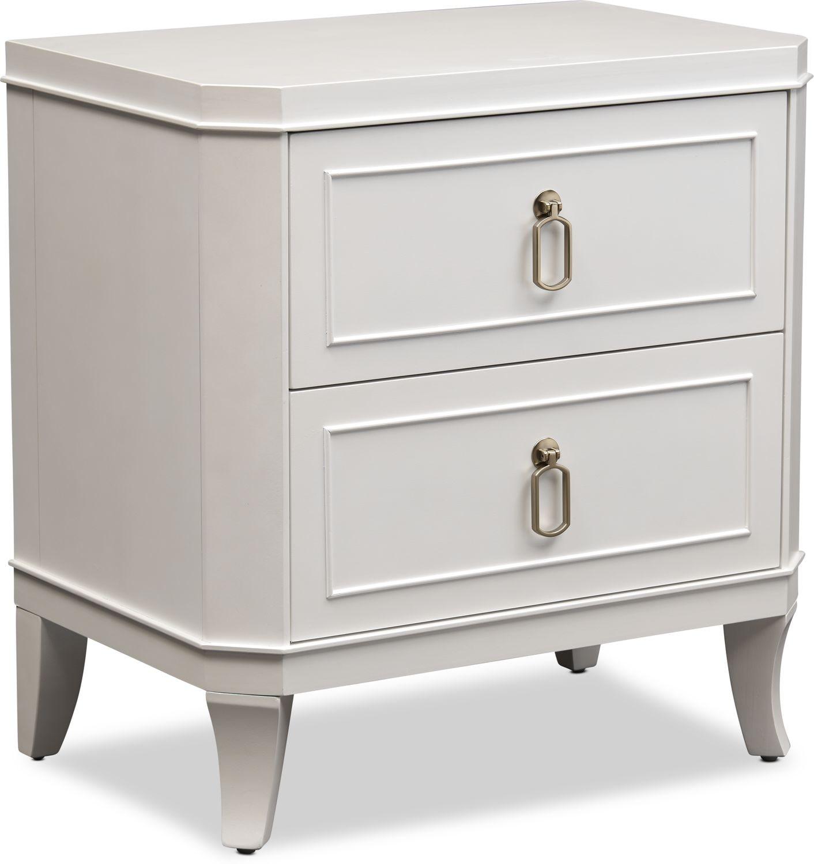 Bedroom Furniture - Isabel Nightstand