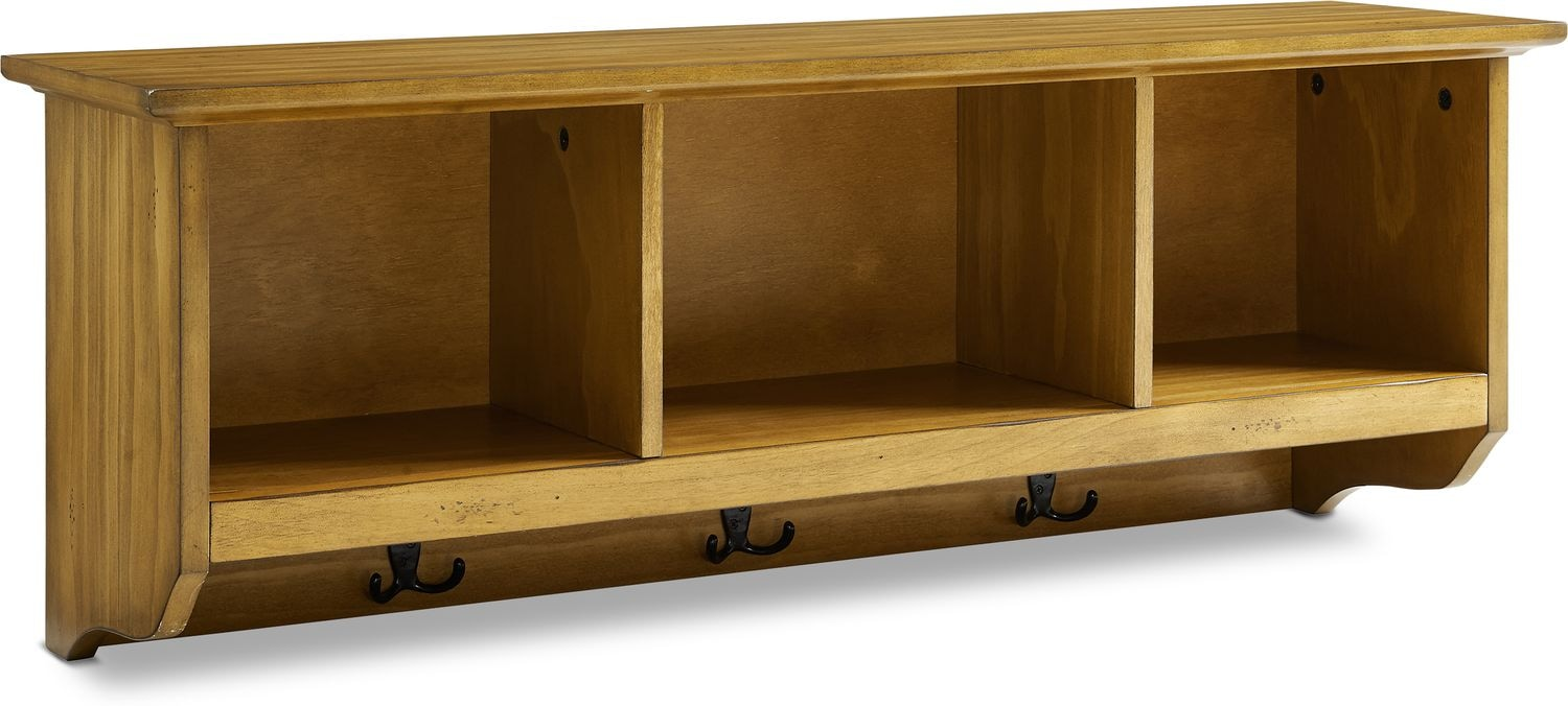 Hall_Entrance Furniture - Levi Entryway Storage Shelf