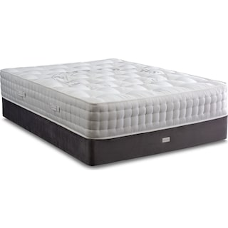 Hypnos Landscove Plush Full Mattress and Foundation