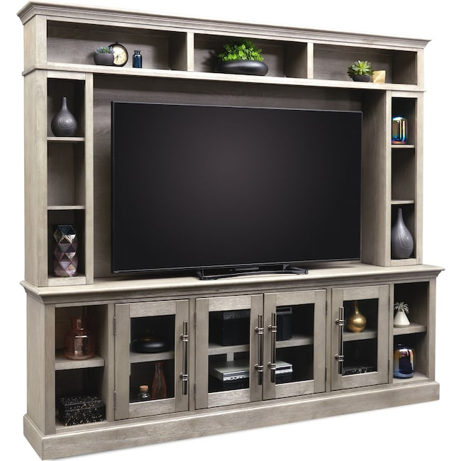 Entertainment Furniture - Telluride Entertainment Center