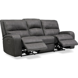 Burke Dual-Power Reclining Sofa
