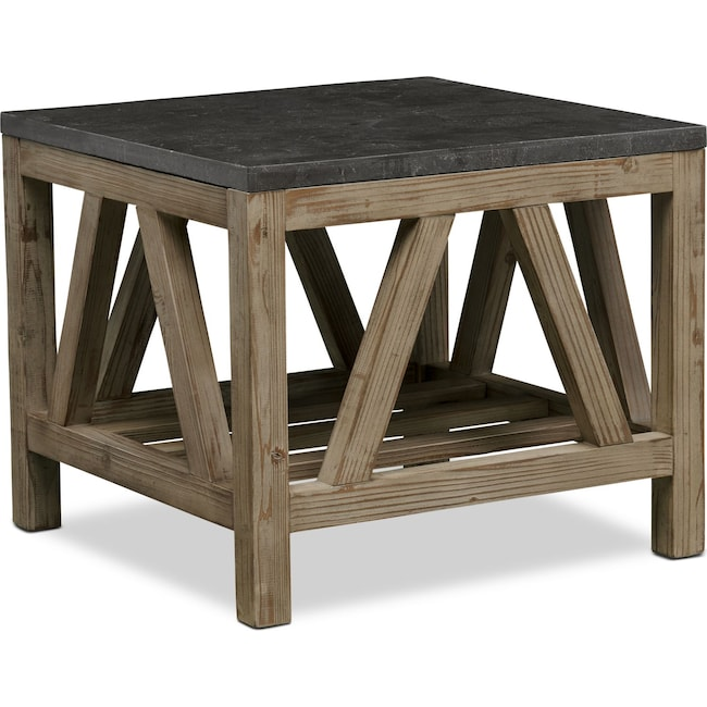 Accent and Occasional Furniture - Grandin End Table