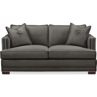 Arden Comfort Apartment Sofa - Sterling