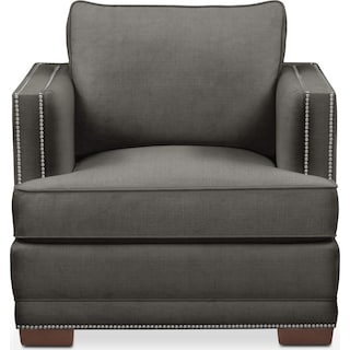 Arden Comfort Chair - Sterling
