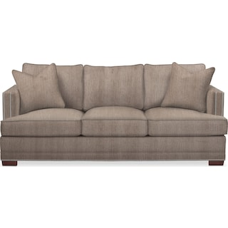Arden Comfort Sofa - Goliath Putty