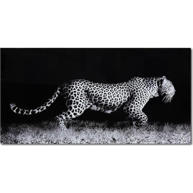 Home Accessories - Fearless Leopard Wall Art 1