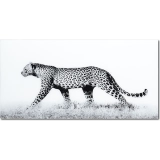 Fearless Leopard Wall Art 2