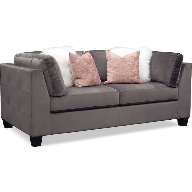 Living Room Furniture - Mackenzie Loveseat