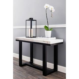 Artemis Marble Sofa Table