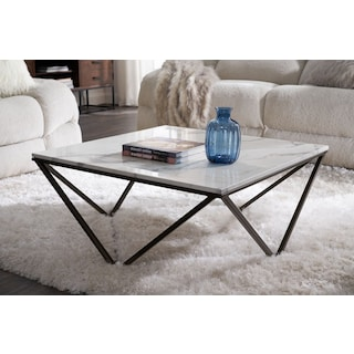 Emma Marble Coffee Table