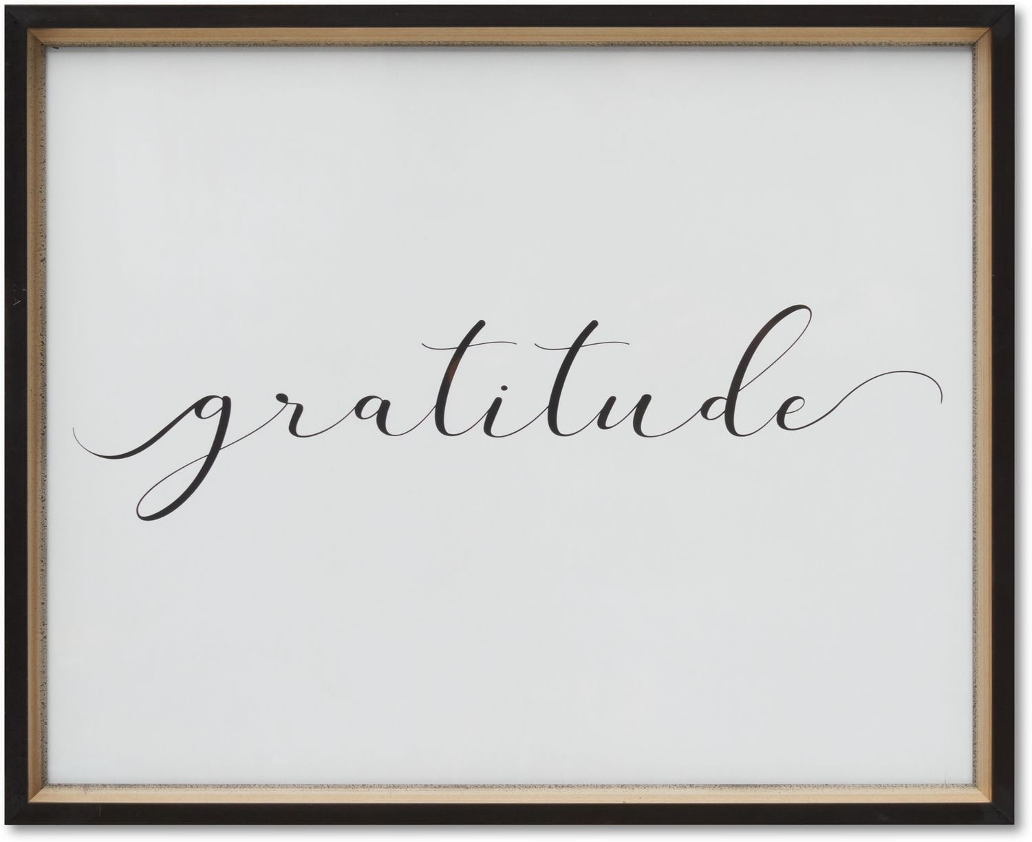 Home Accessories - Gratitude Wall Art