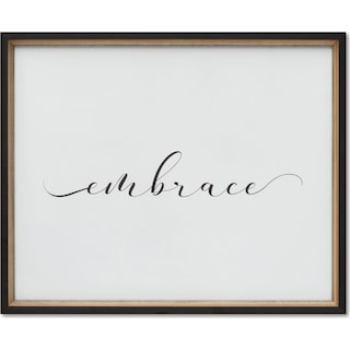 Embrace Wall Art