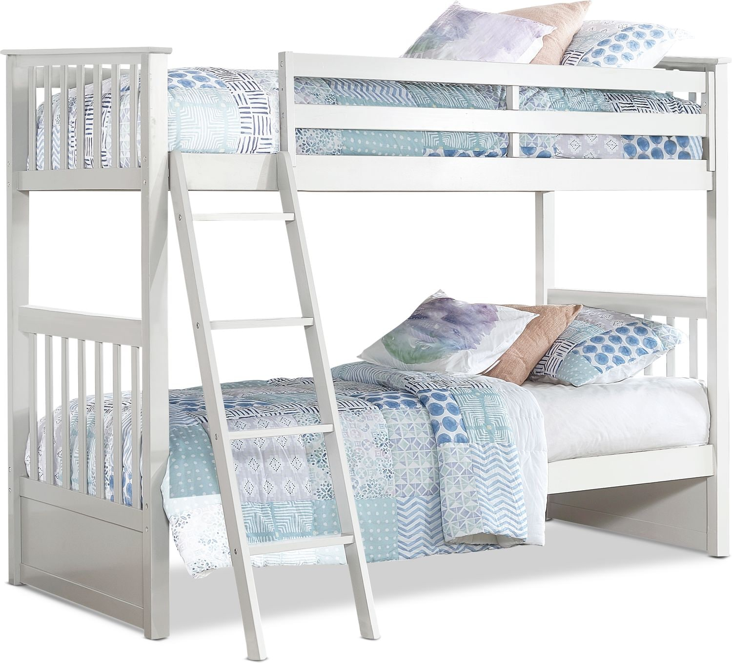 Kids Furniture - Flynn Bunk Bed