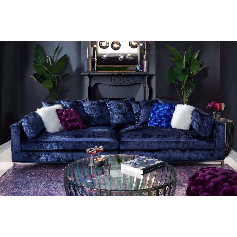 Milan 2 Piece Sofa