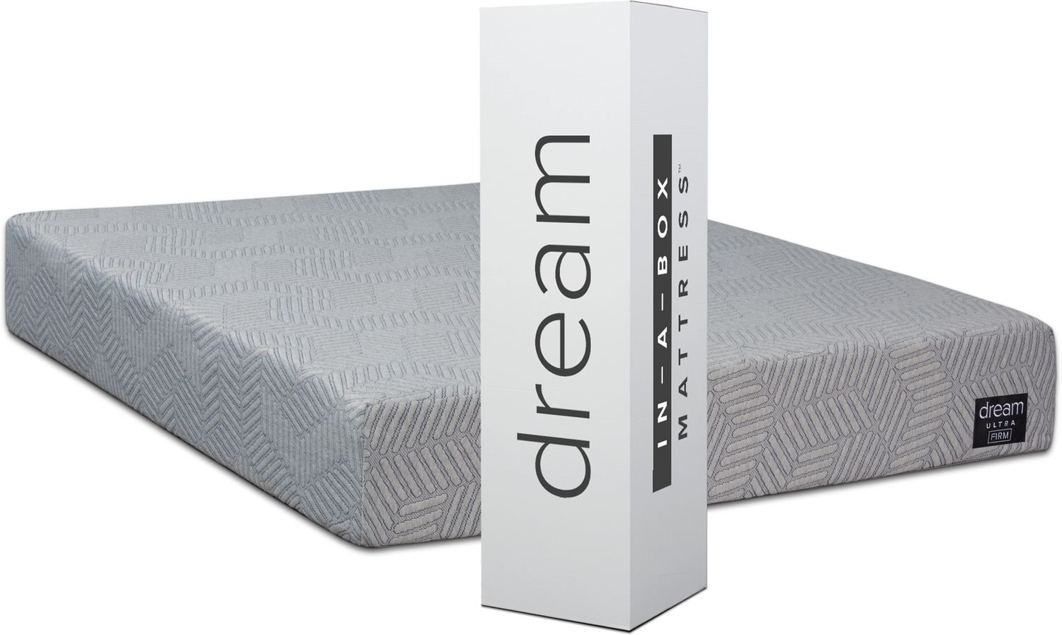 Mattresses and Bedding - Dream–In–A–Box Ultra Firm Mattress