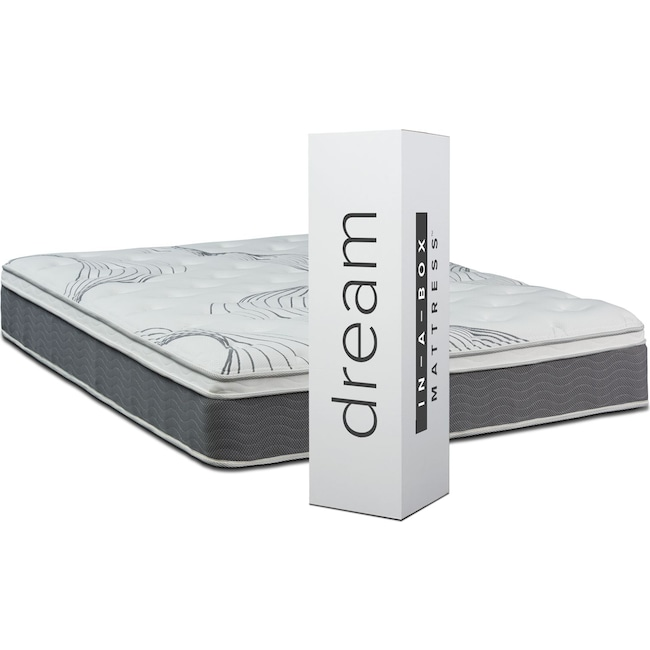 Mattresses and Bedding - Dream–In–A–Box Premium Firm Mattress