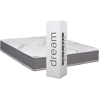 Dream–In–A–Box Simple Soft Twin Mattress