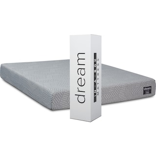 Dream–In–A–Box Plus Firm Queen Mattress