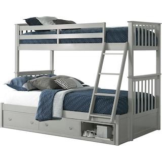 Flynn Storage Bunk Bed
